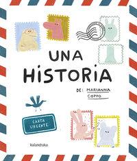 Una historia - Marianna Coppo