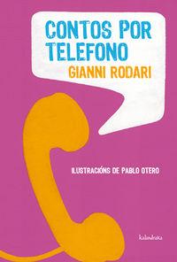 CONTOS POR TELEFONO (GALLEGO)