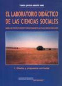 LABORATORIO DIDACTICO DE LAS CIENCIAS SOCIALES, EL