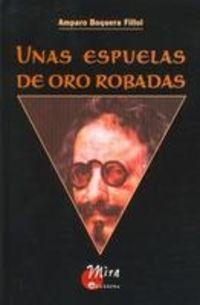 ESPUELAS DE ORO ROBADAS, UNAS