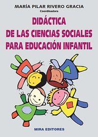 DIDACTICA DE LAS CIENCIAS SOCIALES PARA EDUCACION INFANTIL