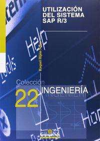 UTILIZACION DEL SISTEMA SAP R / 3