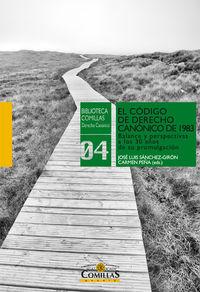 CODIGO DE DERECHO CANONICO DE 1983, EL - BALANCE Y PERSPECT
