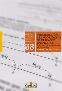 INTRODUCCION A LA MODELIZACION DE MERCADOS FINANCIEROS - PR