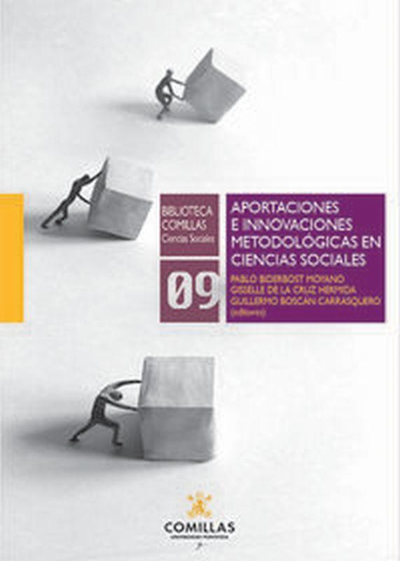 APORTACIONES E INNOVACIONES METODOLOGICAS EN CIENCIAS SOCIALES