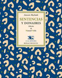 Sentencias Y Donaires - Antonio Machado