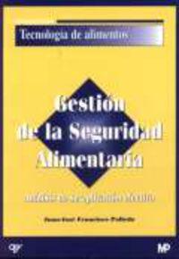 GESTION DE LA SEGURIDAD ALIMENTARIA