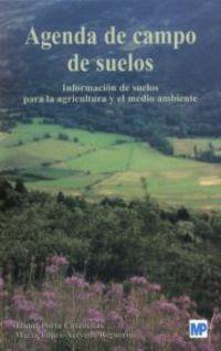 Agenda De Campo De Suelos - Jaime  Porta Casanellas