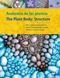 ANATOMIA DE LAS PLANTAS = THE PLANT BODY - STRUCTURE