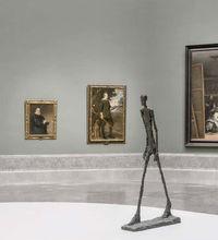 CATALOGO ALBERTO GIACOMETTI EN EL MUSEO DEL PRADO