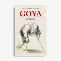 ONLY MY STRENGTH OF WILL REMAINS - GOYA - DRAWINGS
