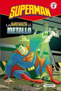 Superman 3 - La Amenaza De Metallo (nivel 3) - Aa. Vv.