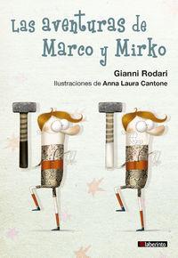 AVENTURAS DE MARCO Y MIRKO, LAS