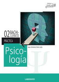 BACH 2 - PSICOLOGIA (LOMCE) - LABERINTO