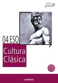 ESO 4 - CULTURA CLASICA