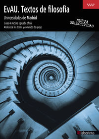 BACH 2 - (EVAU) TEXTOS DE FILOSOFIA - UNIVERSIDADES DE MADRID