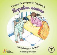 ZAPATOS NUEVOS - CUENTOS DE PROGRESION LINGUISTICA 7