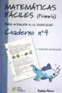 MATEMATICAS FACILES CUAD. 4