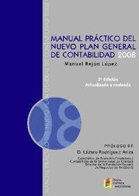 MANUAL PRACTICO DEL NUEVO PLAN GENERAL DE CONTABILIDAD 2008
