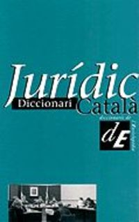 DICCIONARI JURIDIC CATALA