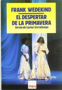 DESPERTAR DE LA PRIMAVERA, EL