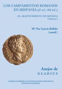 Los campamentos romanos en hispania - Mª Paz. Garcia Bellido