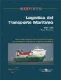 logistica del transporte maritimo - A. Leon / R. Romero