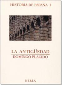 HISTORIA DE ESPAÑA - LA ANTIGUEDAD