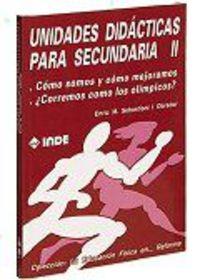UNIDADES DIDACTICAS PARA SECUNDARIA II