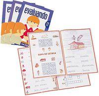 EVALUANDO 12 CARTILLA LAMELA MAGENTA