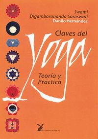 CLAVES DEL YOGA - TEORIA Y PRACTICA