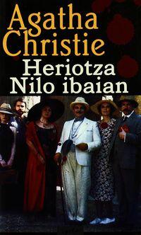 Heriotza Nilo Ibaian - Agatha Christie
