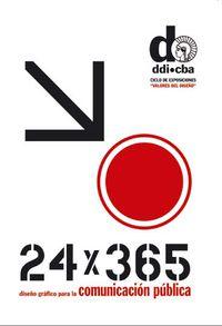 24x365 Diseño Grafico Para La Comunicacion - Aa. Vv