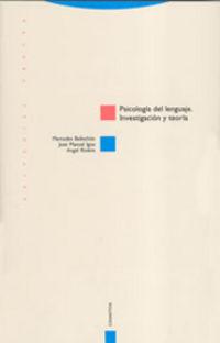 (9 ED) PSICOLOGIA DEL LENGUAJE - INVESTIGACION Y TEORIA