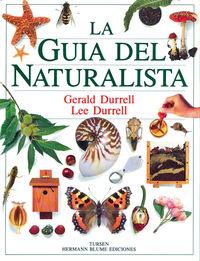La guia del naturalista - Gerald  Durrell  /  Lee  Durrell