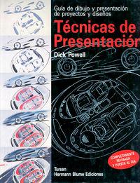 Tecnicas De Presentacion - Dick Powell
