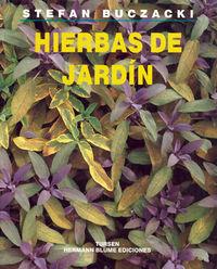 Hierbas De Jardin - Stefan Buczacki