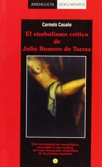 SIMBOLISMO CRITICO DE JULIO ROMERO DE TORRES