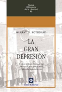GRAN DEPRESION DEL SIGLO XX, LA