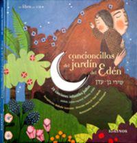 (PACK) CANCIONCILLAS DEL JARDIN DEL EDEN (LIBRO + CD)