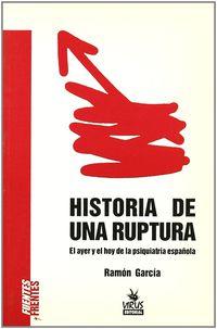 Historia De Una Ruptura - Ramon Garcia