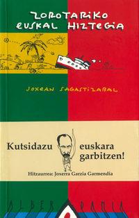 ZOROTARIKO EUSKAL HIZTEGIA