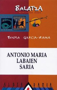 balatza - tximistaren alaba - Txema Garcia-Viana