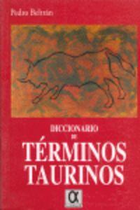 DICCIONARIO DE TERMINOS TAURINOS