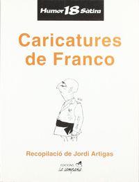 CARICATURES DE FRANCO