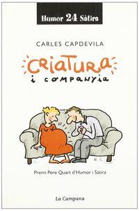Criatura I Companyia - Carles Capdevila