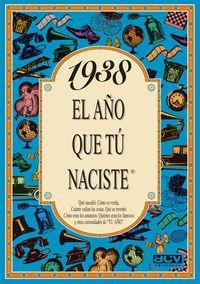 1938 EL AÑO QUE TU NACISTE