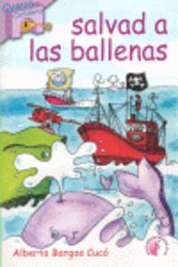 salvad a las ballenas - Alberto Bargos Cuco