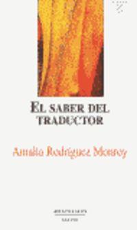 SABER DEL TRADUCTOR, EL