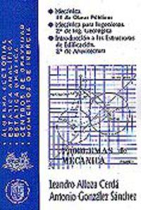 Problemas De Mecanica - Algebra Vectorial Estatica - Aa. Vv.